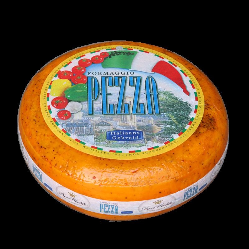 Pezza Kaas met Italiaanse kruiden